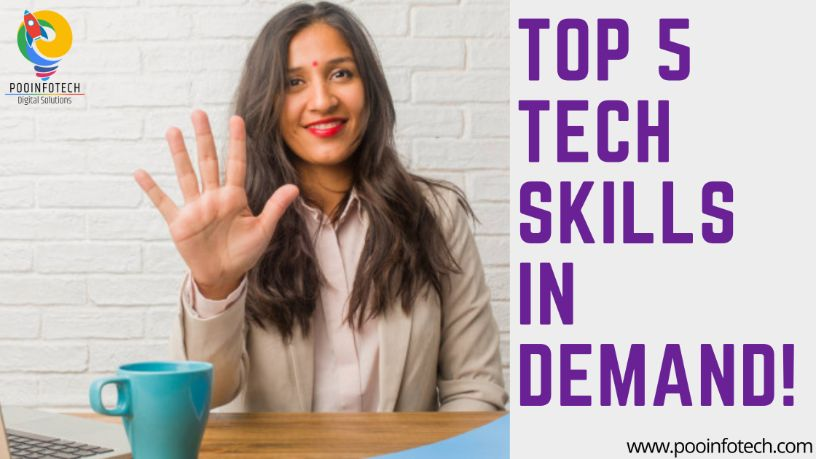 Top 5 Tech Skills in Demand!