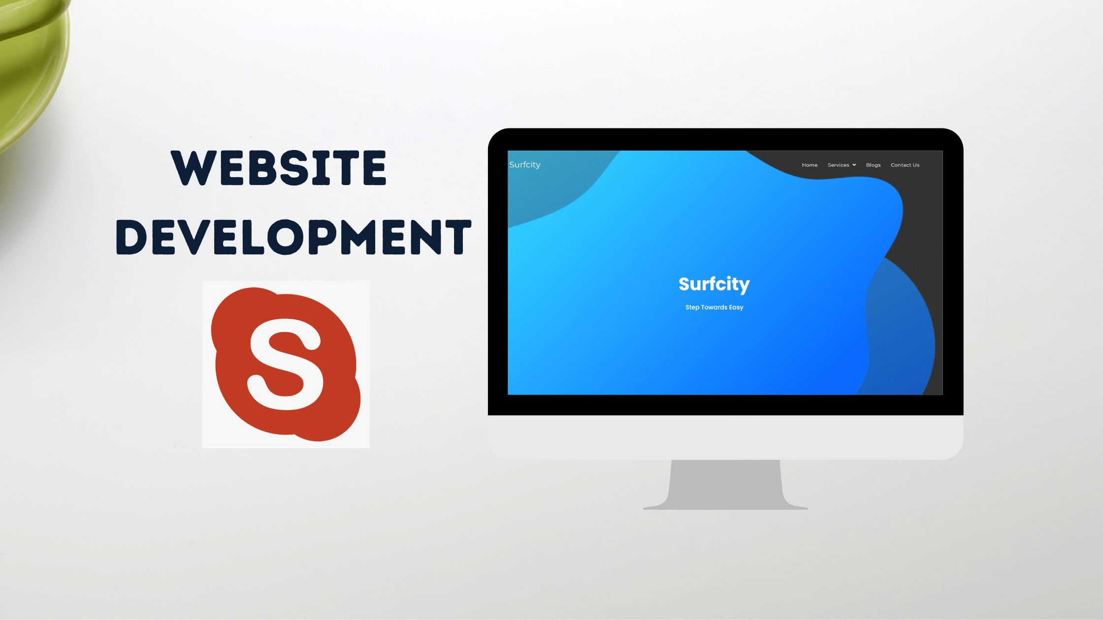 Surfcity website development featured image