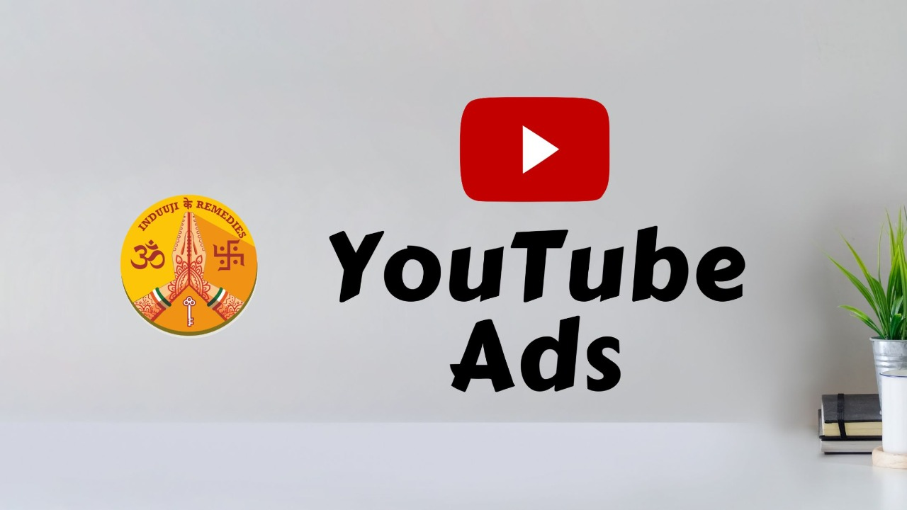 YouTube Ads for indu ahuja youtube channel