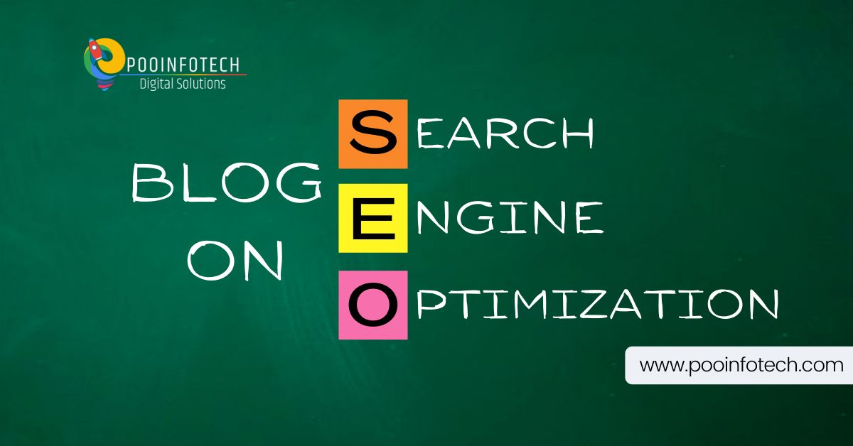 Blog on Search Engine Optimization (SEO)